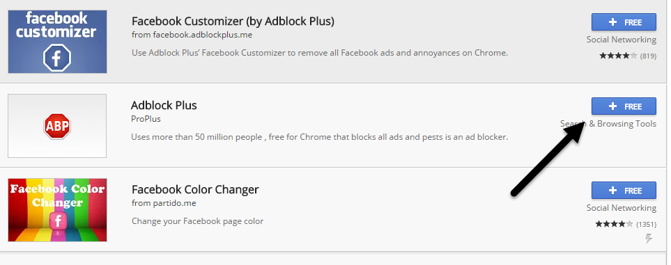 how to get adblock on chrome