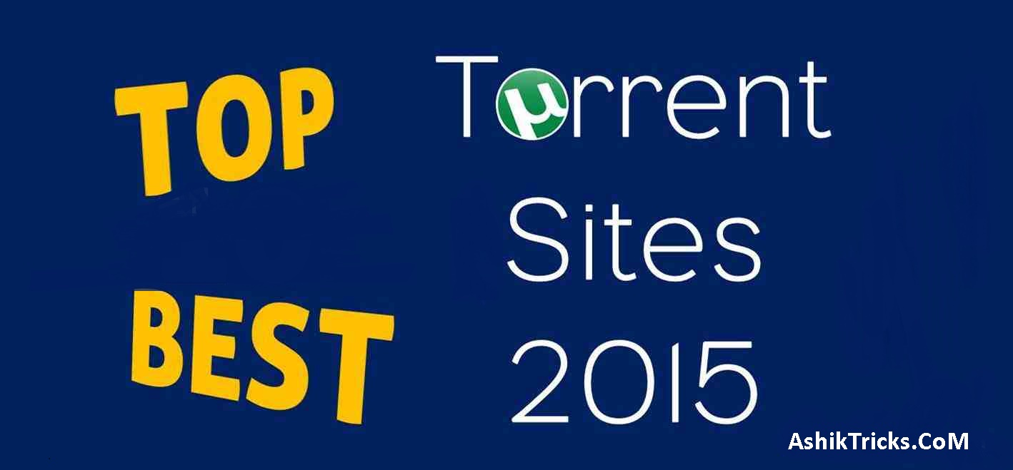 Top Best torrent sites 2015