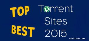Top Best Torrent Sites 2016 (New Torrent Websites)