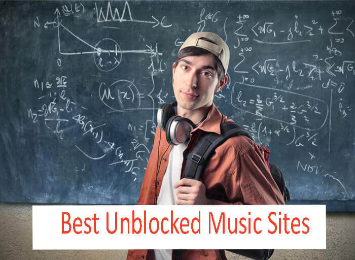 best free unblocked music sites at school