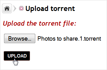 how to create and upload a torrent with utorrent
