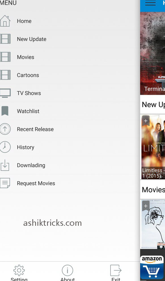 newest movie hd apk