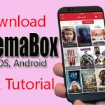 Download Cinemabox App for Android/iOS