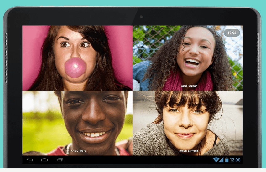 best video chat for android and iphone