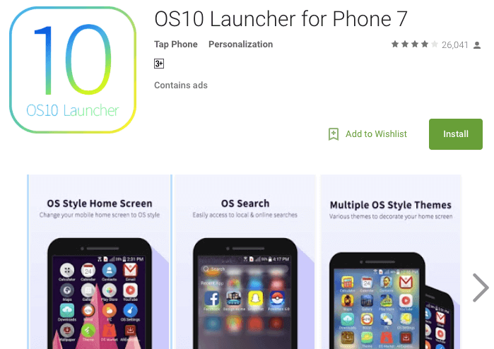 os 10 launcher for android - Top 5 Best iPhone Launchers For Android 2017